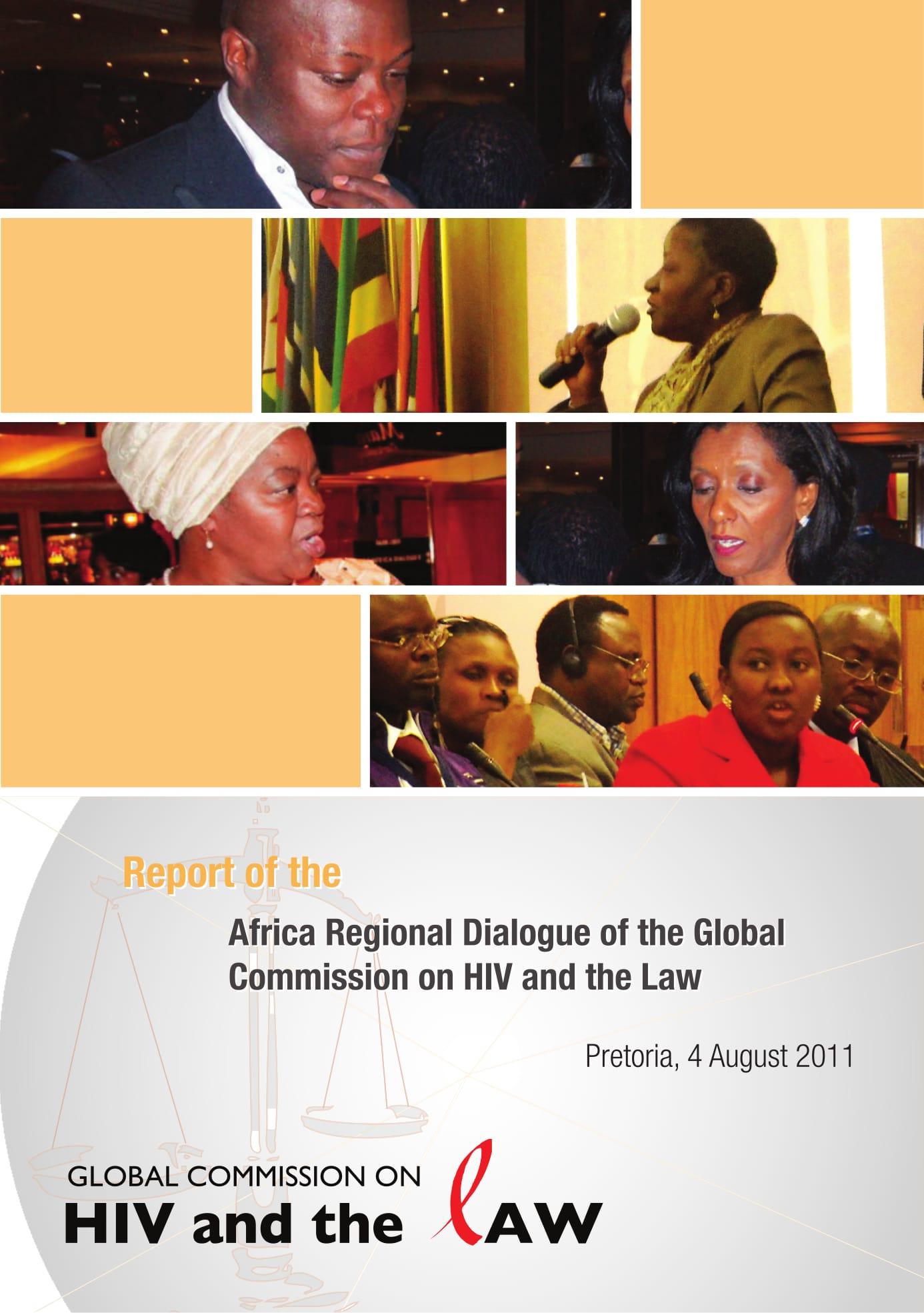Africa Regional Dialogue Report