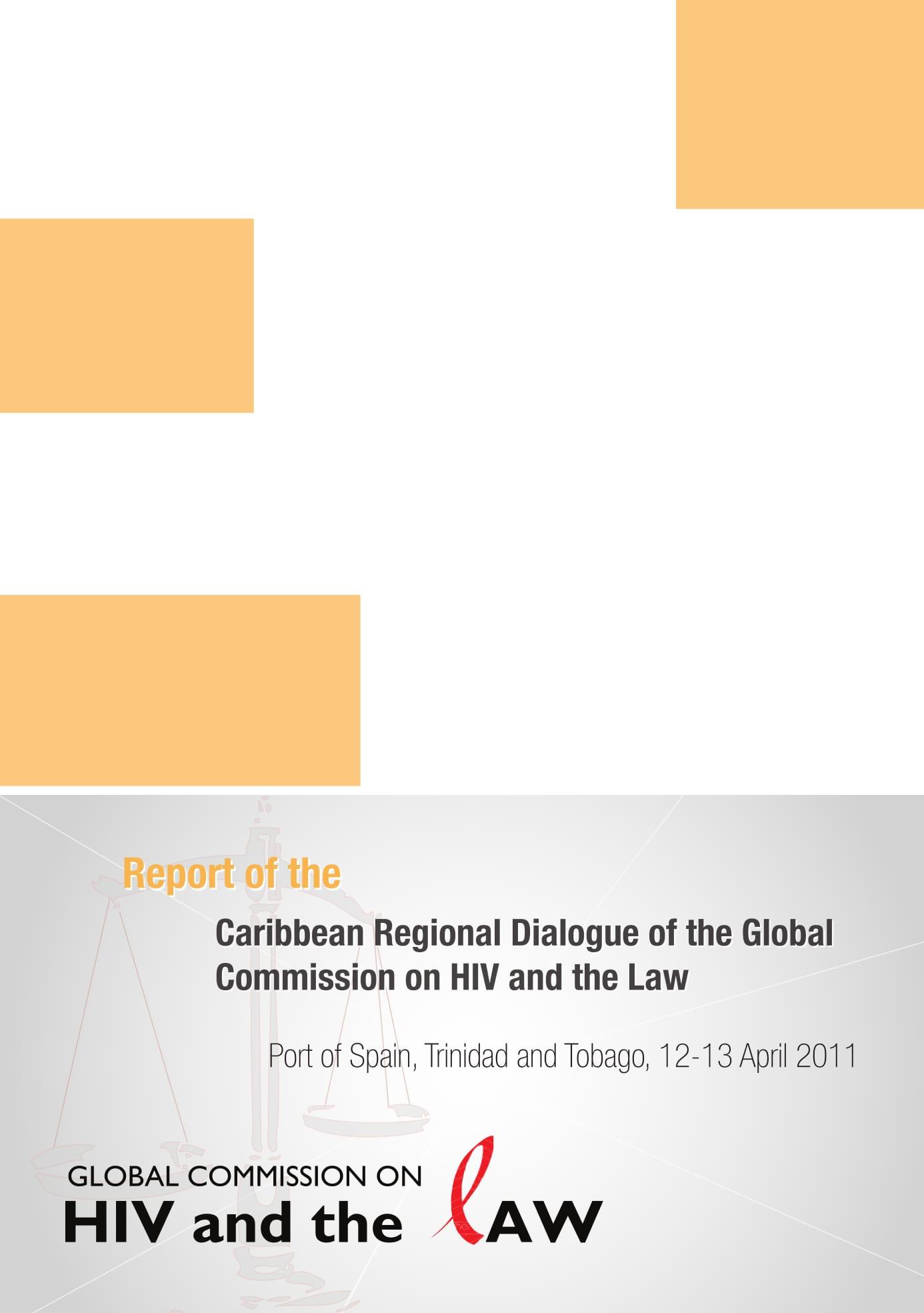 Caribbean Regional Dialogue Report