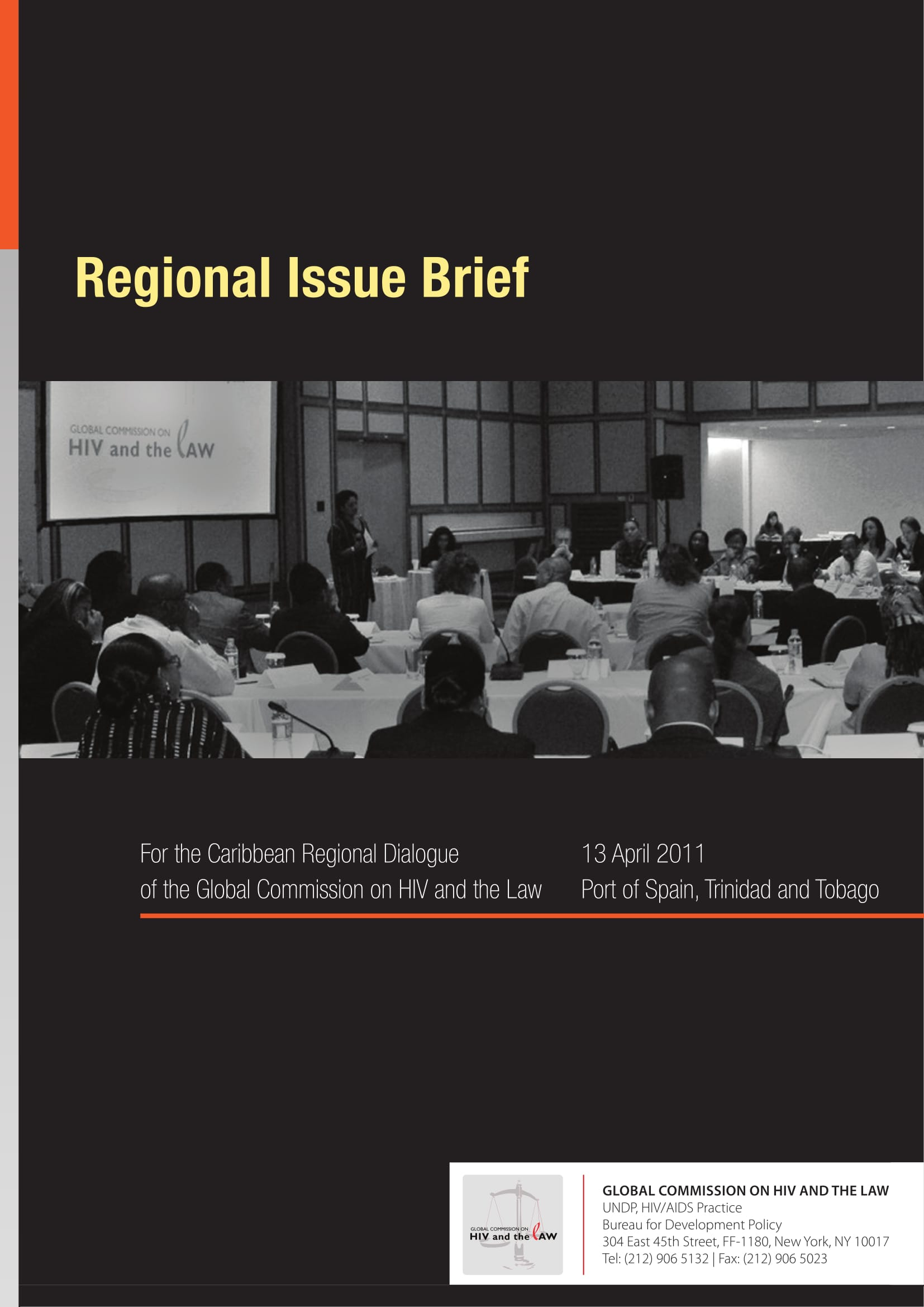 Caribbean Regional Issue Brief