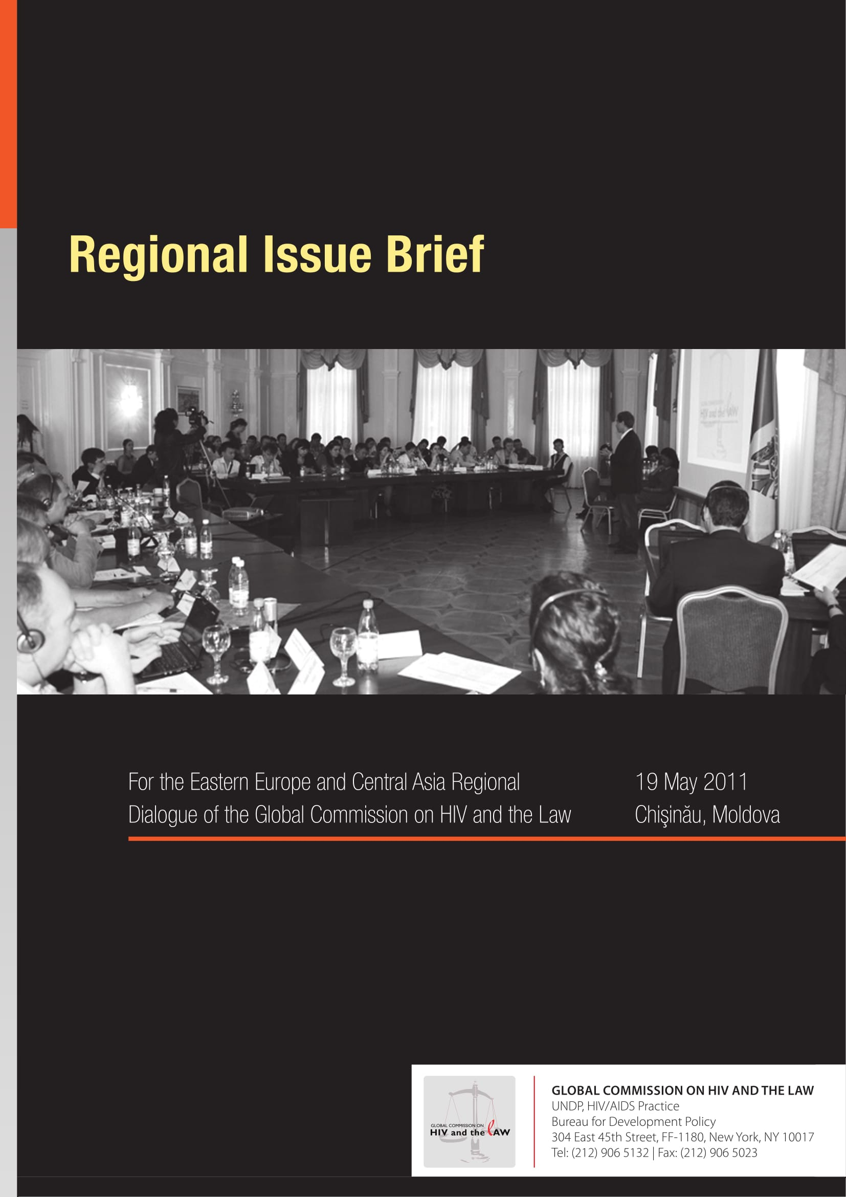 Eastern Europe and Central Asia Regional Issue Brief