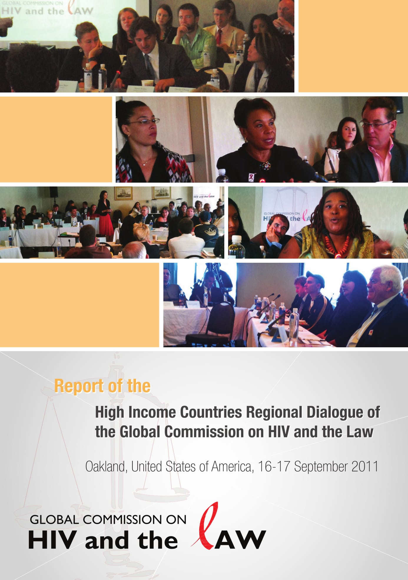 High Income Countries Dialogue Report