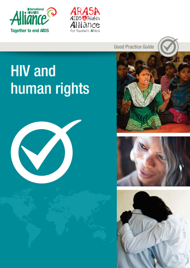 Good Practice Guide: HIV and Human Rights