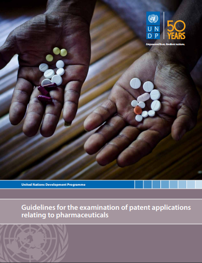 Guidelines for the Examination of Patent Applications relating to Pharmaceuticals