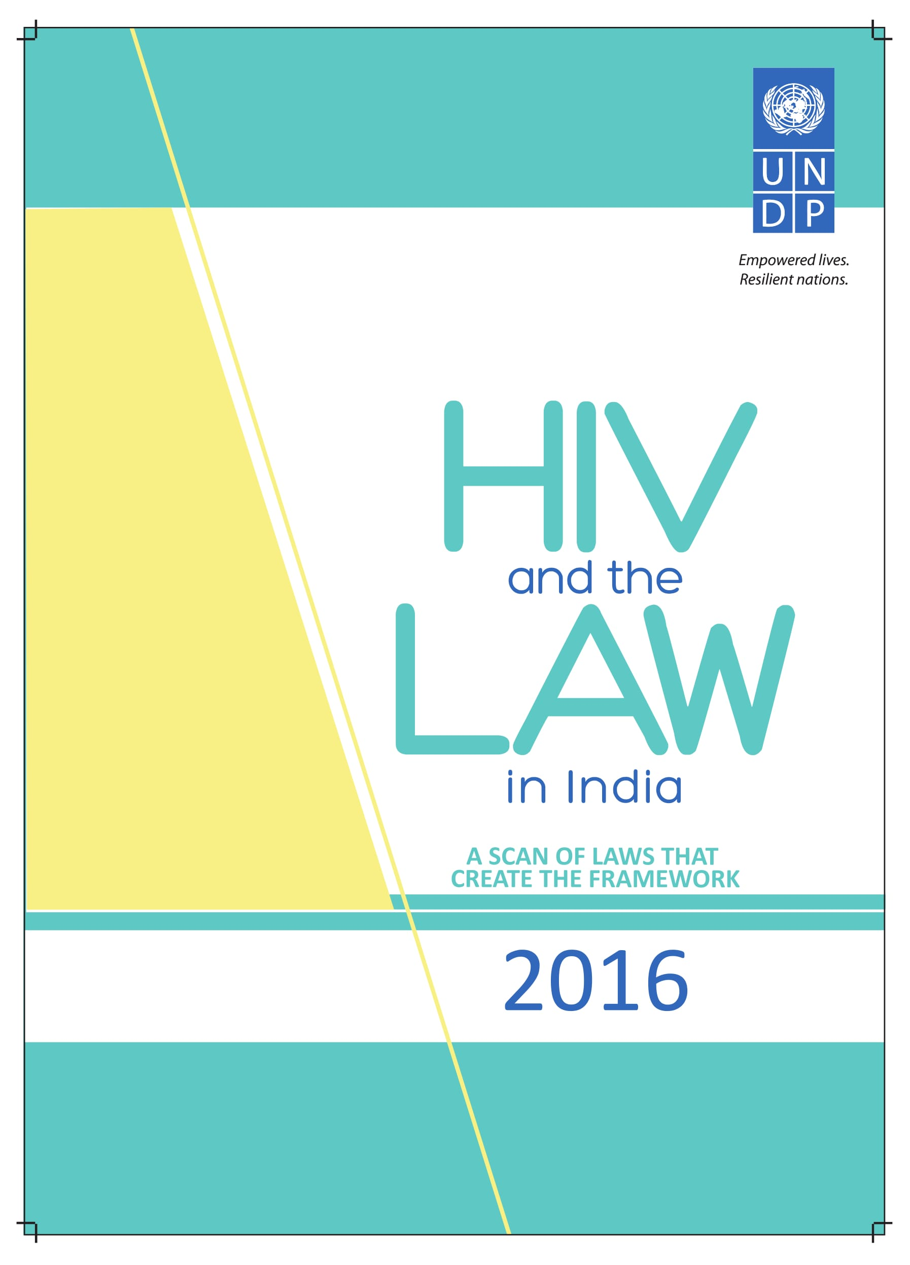 HIV and the Law in India