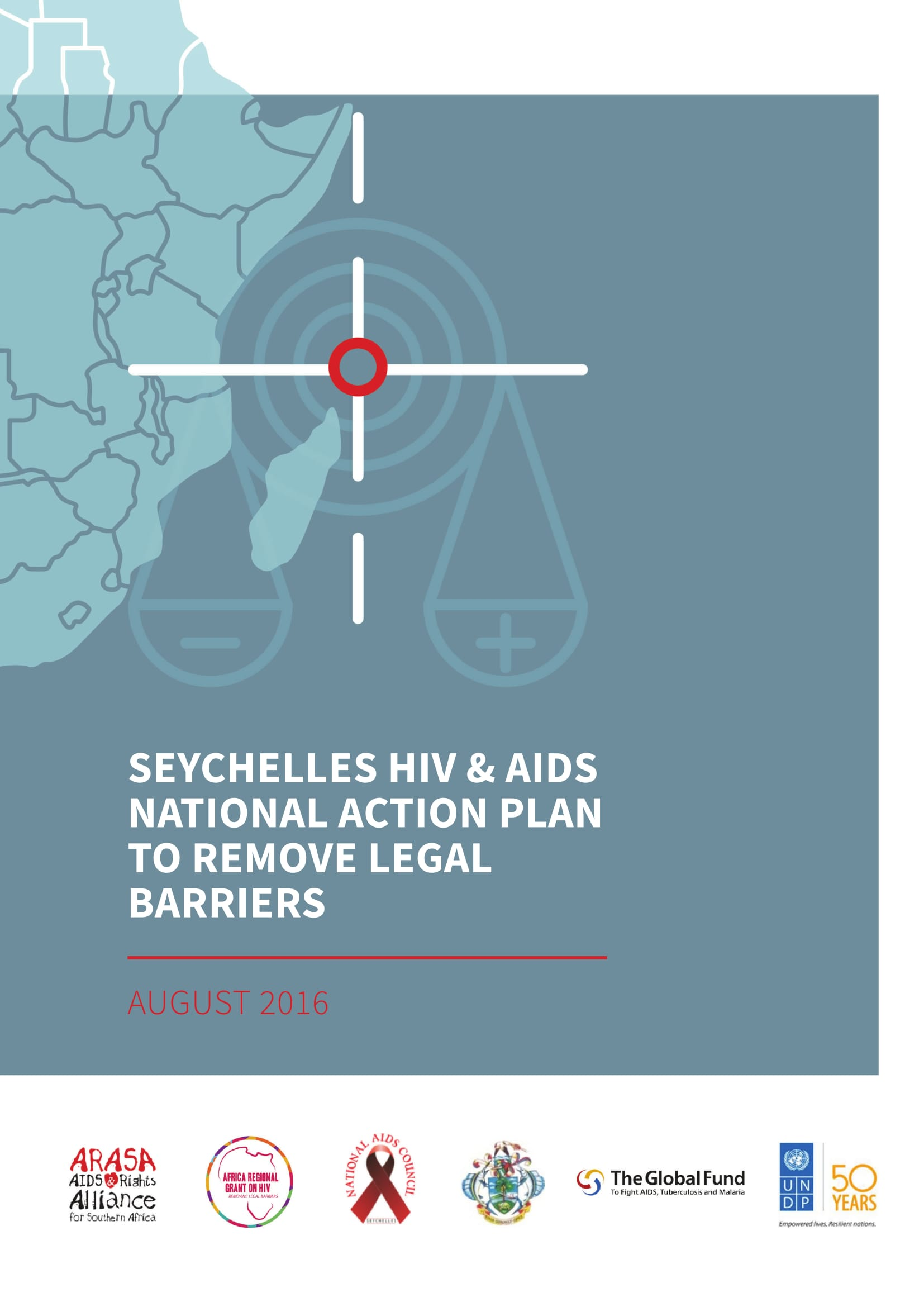 Seychelles HIV & AIDS National Action Plan to Remove Legal Barriers