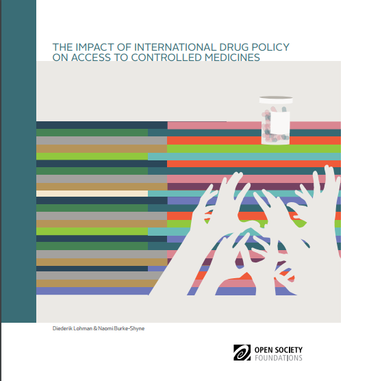 The Impact of International Drug Policy on Access to Controlled Medicines