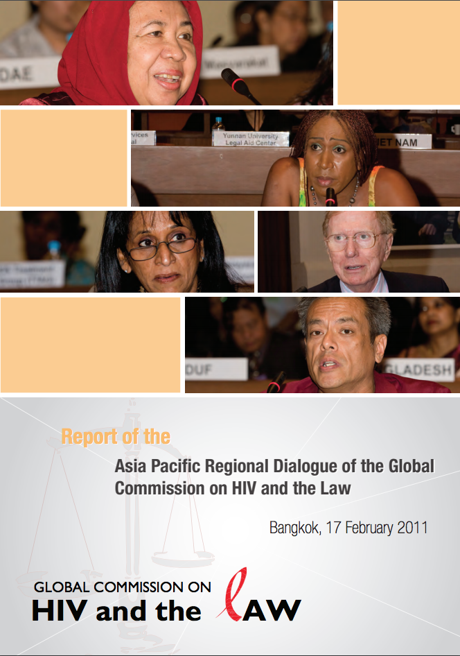 Asia-Pacific Regional Dialogue Report