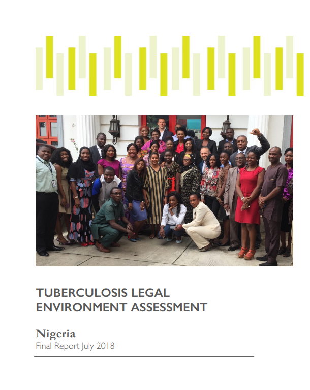 Nigeria: Tuberculosis Legal Environment Assessment